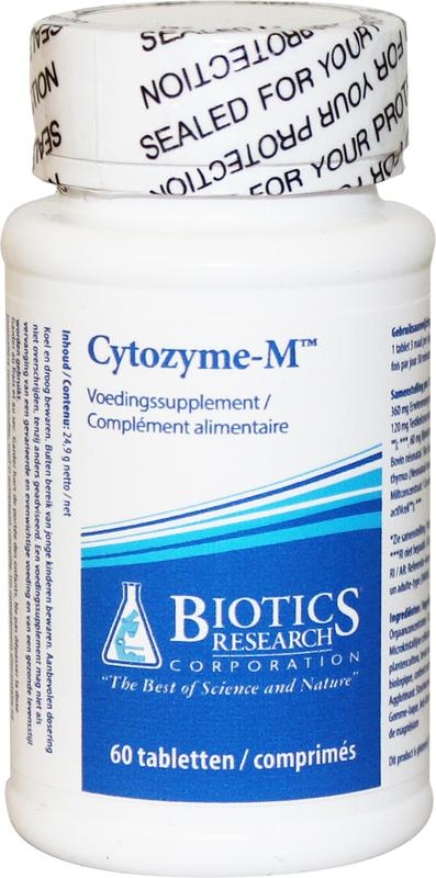 Biotics Cytozyme M Multi