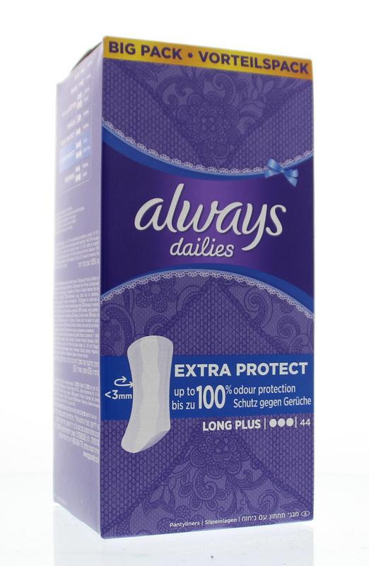 Always Inlegkruisje Daily Extra Protect Long