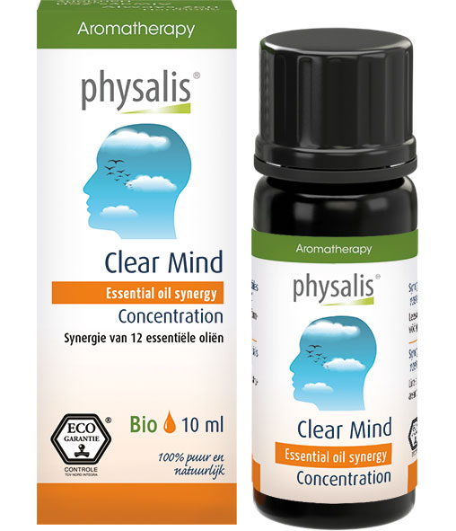 Physalis Synergie Clear Mind Bio