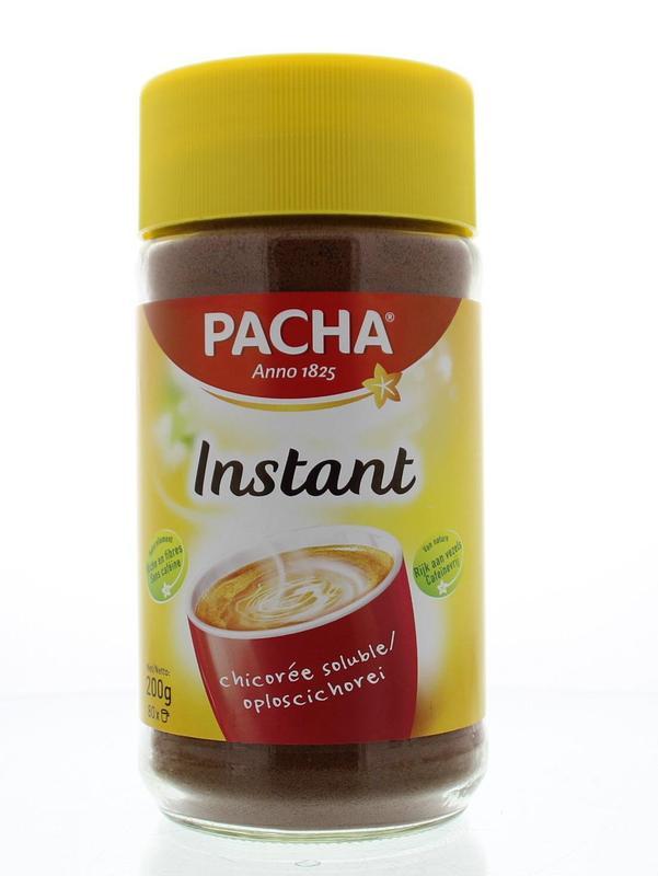 Pacha Instant Koffievervanger 200gram