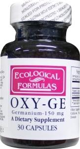 Afbeelding van Ecological Form Germanium Oxy Ge 30ca