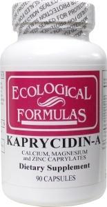 Afbeelding van Ecological Form Kaprycidin A 325 Mg Ec Formulas 90ca