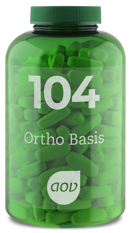 Aov 104 Ortho Basis Multi