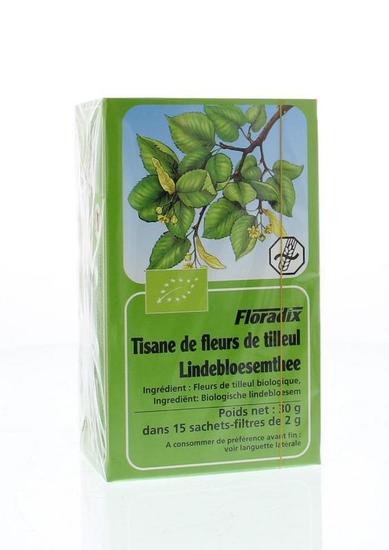 Lindebloesem thee