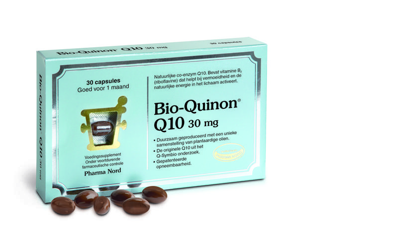 Pharma Nord Bio Quinon Q10 Active 30 Mg