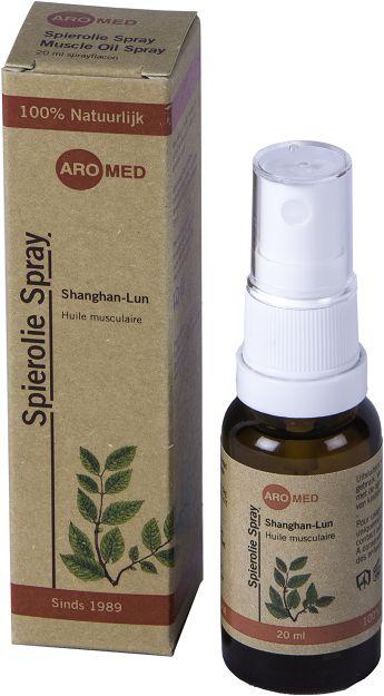 Aromed Shanghan Lun Spierpijn Olie Spray 20ml