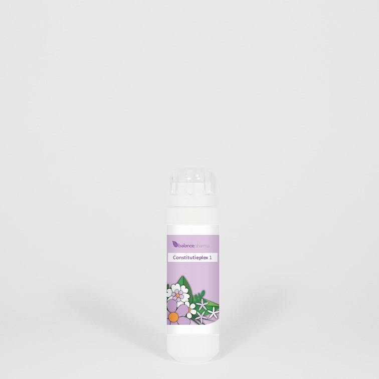 Afbeelding van Balance Pharma Cnp01 Aconitum Mix Constitutieplex 6g
