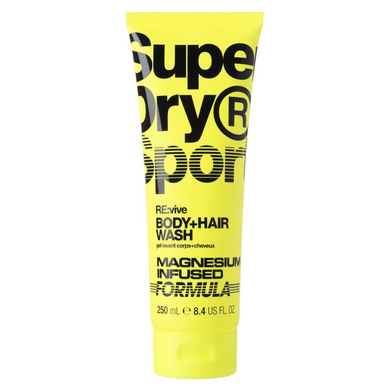 Superdry Sport Re:Vive Body + Hair Wash