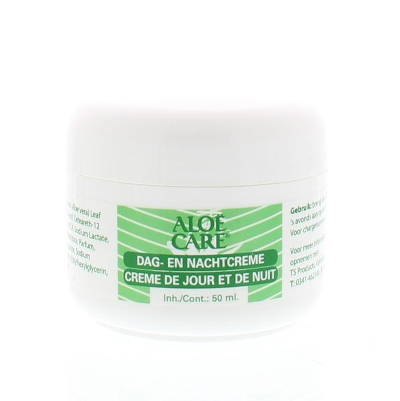 Cruydhof Aloe Care Dag-Nachtcreme 50ml