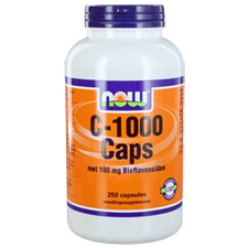 Now Vitamine C 1000 Mg Bioflavonoiden