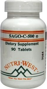 Nutri West Sago C 500