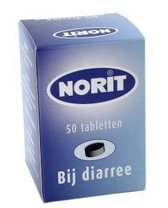 Norit Tabletten 125mg 50tab