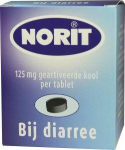 Norit Tabletten 125mg 180tab