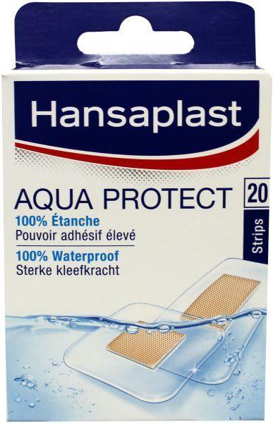Hansaplast Pleisters Aqua Protect Strips 76533 20stuks
