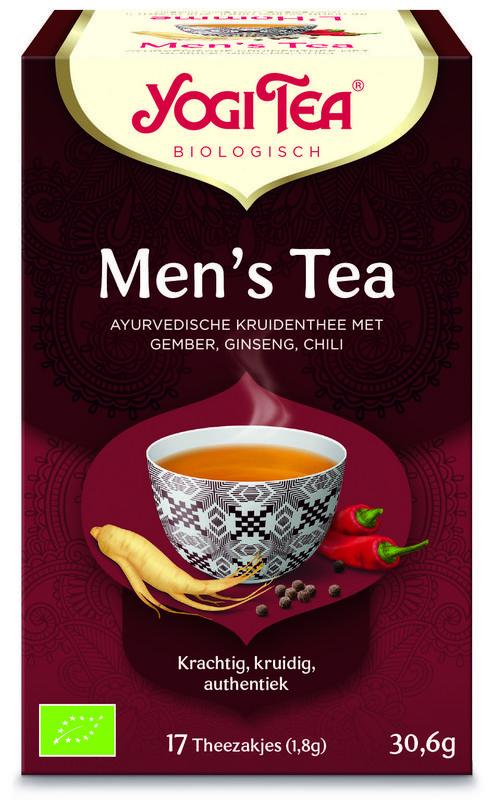 Men's tea