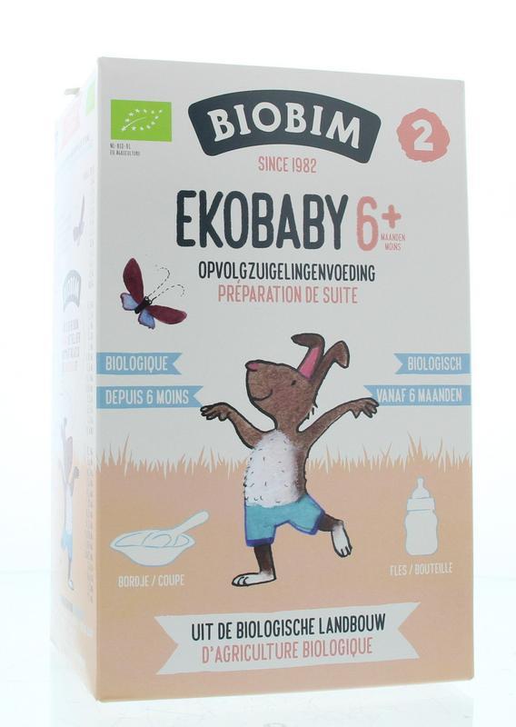 Biobim Lac 2 vanaf6mnd 450gram