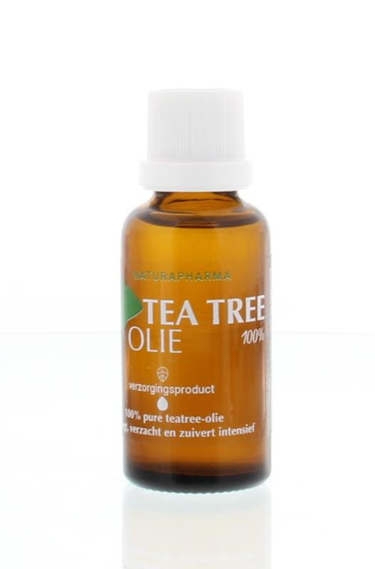 Naturapharma Tea Tree Olie