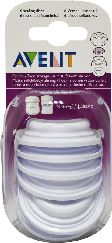 Ideaal voor het bewaren of invriezen van moedermelk of babyhapjes  6 afsluitplaatjes  bpa vrije plaatjes  ...