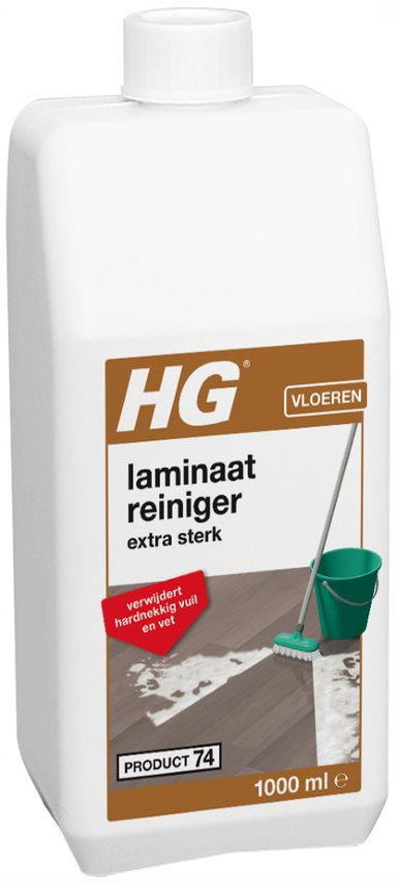 Hg Laminaat Kracht Reiniger 1ltr
