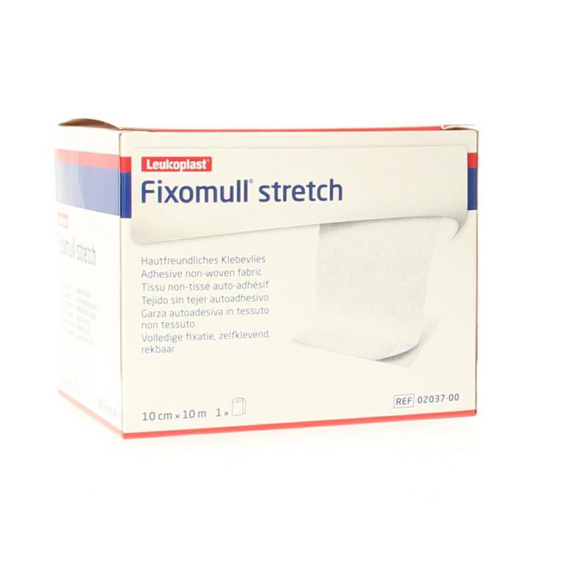 Afbeelding van BSN Medical Fixomull Stretch 10mx10cm