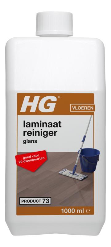 Hg Laminaat Glansreiniger 1ltr