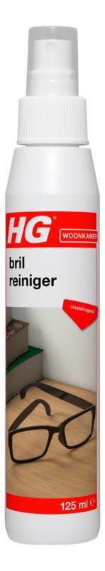 Hg Brilreiniger 125ml