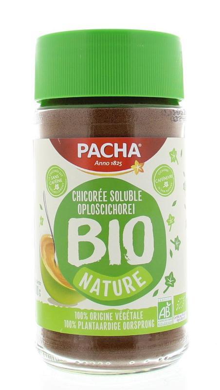 Pacha Instant Koffie Bio Eko Nat 100g