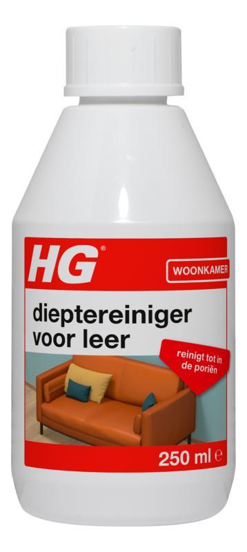 Hg Leder Dieptereiniger 250ml