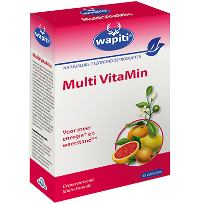 Wapiti Multi Vitamin