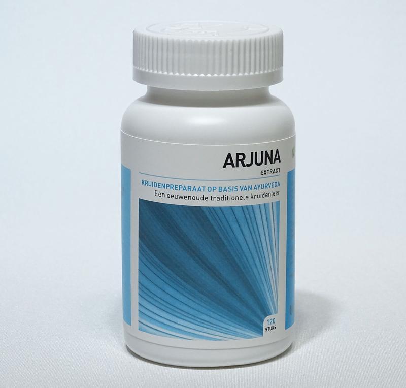 Afbeelding van Ayurveda Health Arjuna Tabletten 120st