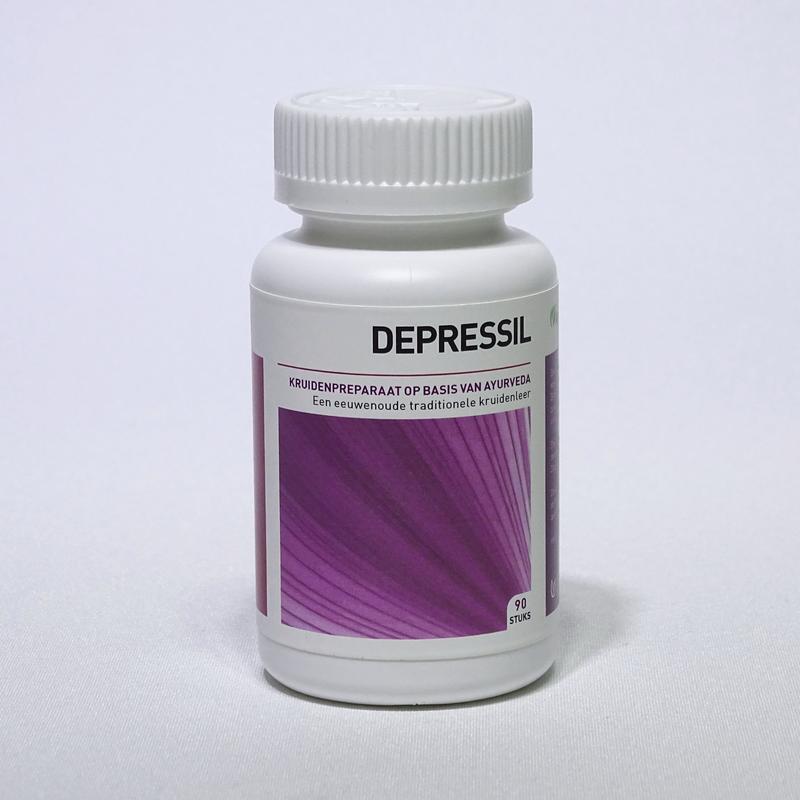 Afbeelding van Ayurveda Health Depressil 90ca