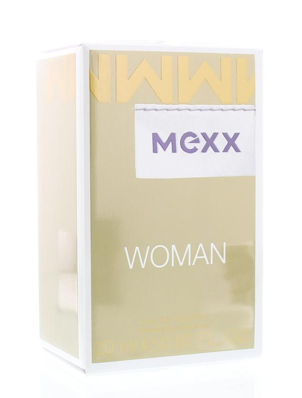 Mexx Woman Eau De Toilette Spray