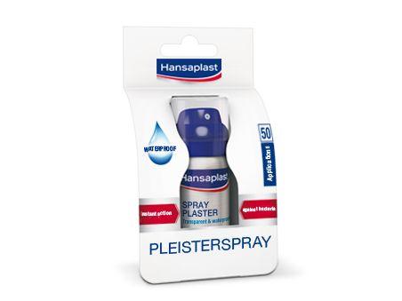 Hansaplast Pleisters Spray Relaunch 32,5ml
