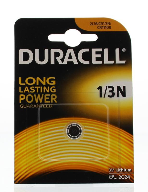 Duracell Batterij Dl1-3n Stuk