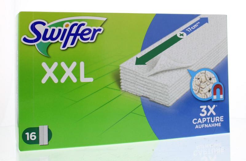 Swiffer 16 Maxi doekjes