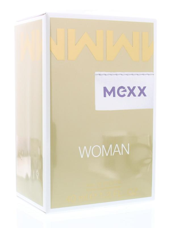 Mexx Woman Eau De Toilette Vapo 40ml