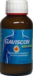 Gaviscon Pepermunt Drank 200ml