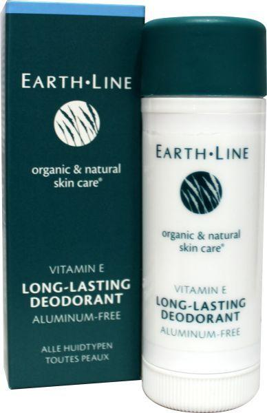 Earth-Line Deodorant Long Lasting Creme