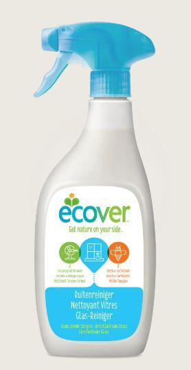 Ecover Ruitenreiniger Spray 500ml