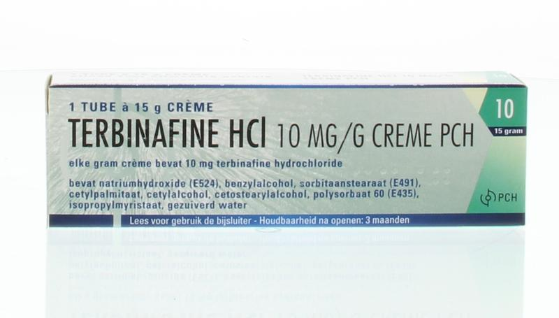 Pharmachemie Terbinafine Creme 10 Mg
