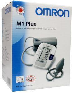 Omron Halfautomatische Bovenarm bloeddrukmeter
