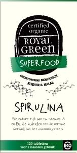 Royal Green Spirulina