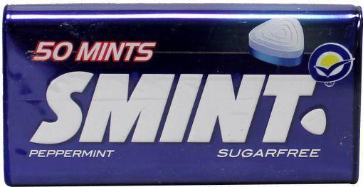 Smint Tin Peppermint 50stuks