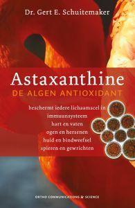 Ortho Company Algen Antioxidant Astaxanthine Boek