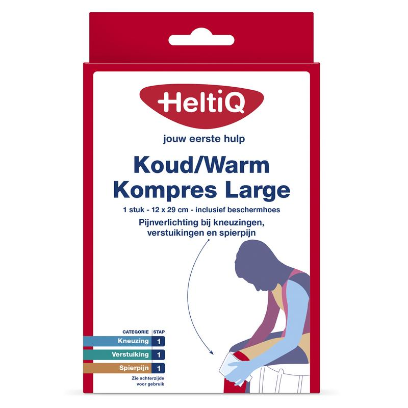 Koud-Warm Kompres Large Heltiq