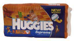Huggies Luiers Supreme 3 5-10kg Kim 4tot6mnd 40 Stuks