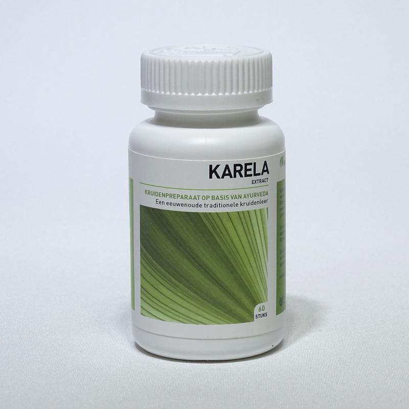 Afbeelding van Ayurveda Health Karela Momordica 60tb