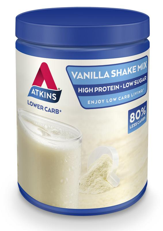 Advantage Shake Mix Vanille Atkins
