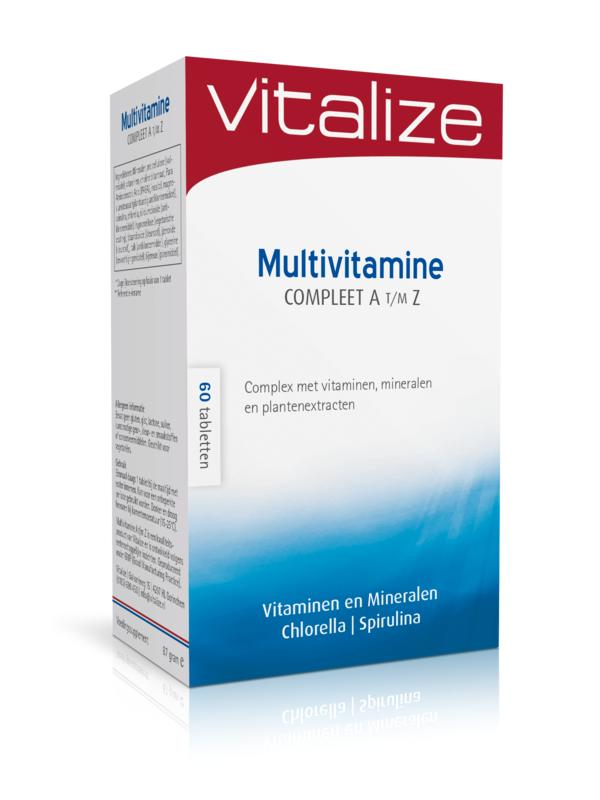 Vitalize Multivitamine Compleet A Tm Z