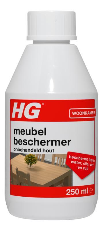 Hg Protector Voor Onbehandelde Houten Meubels 250ml